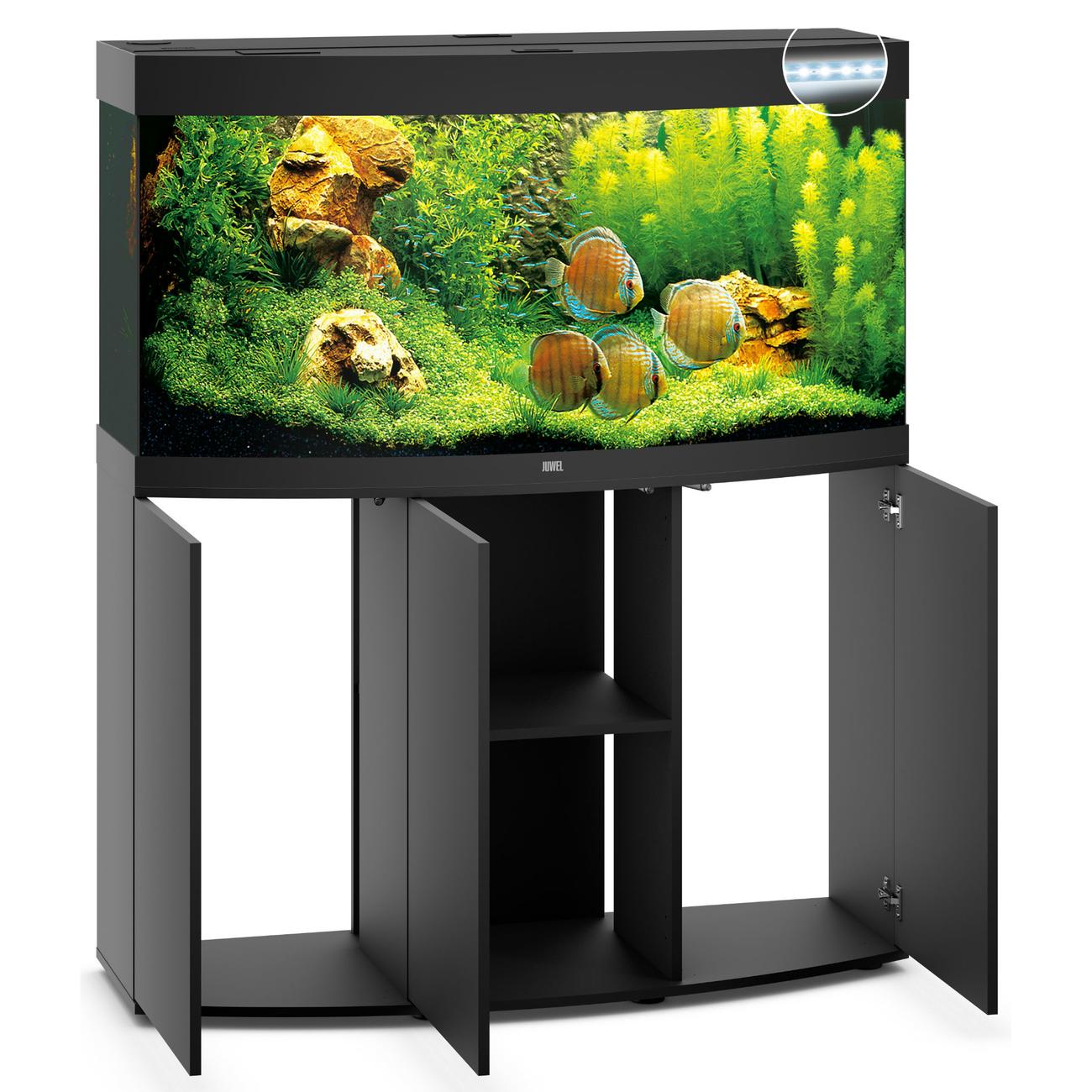 Juwel Vision 260 LED Aquarium mit Unterschrank SBX, Bild 3