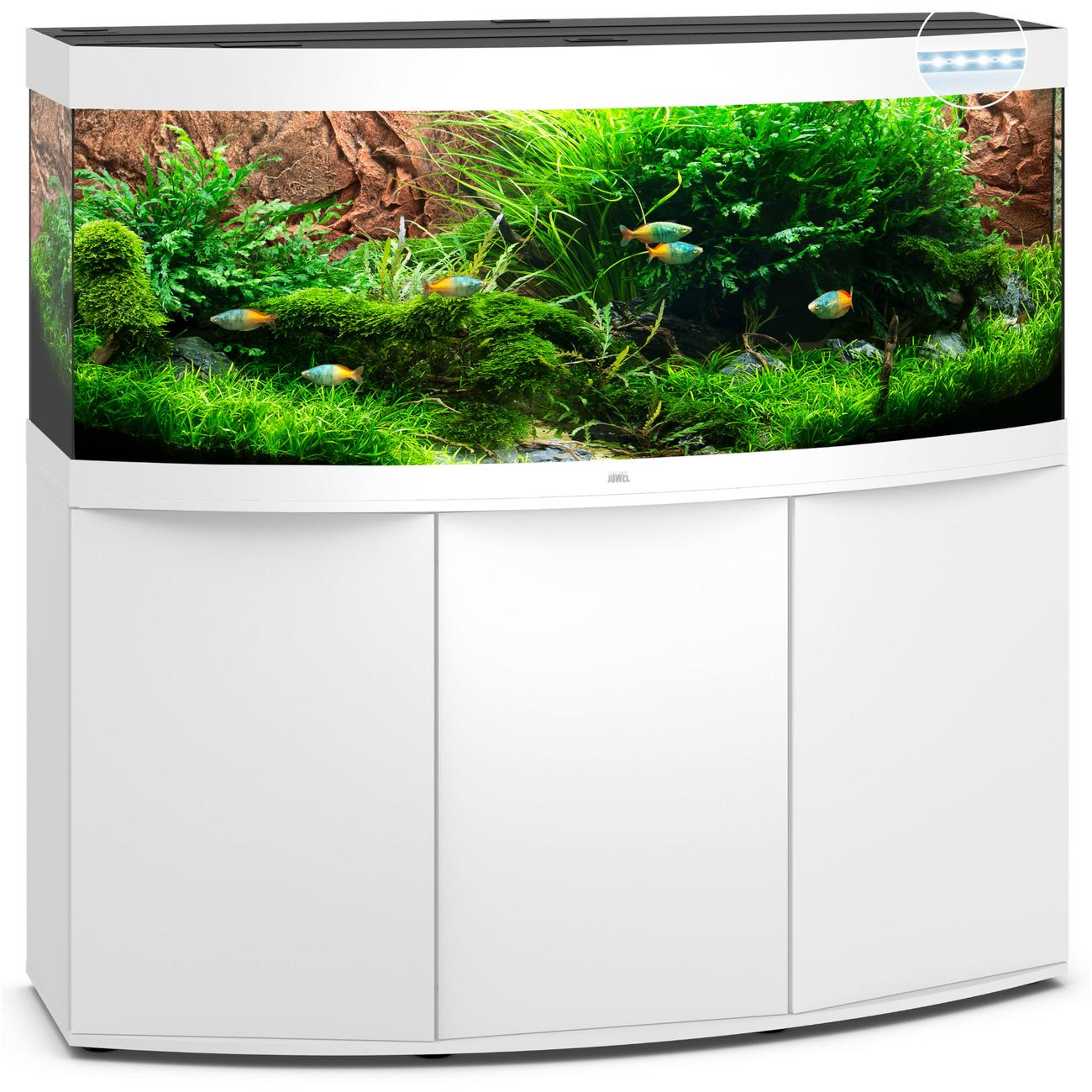 Juwel Vision 450 LED Aquarium mit Unterschrank, Bild 8