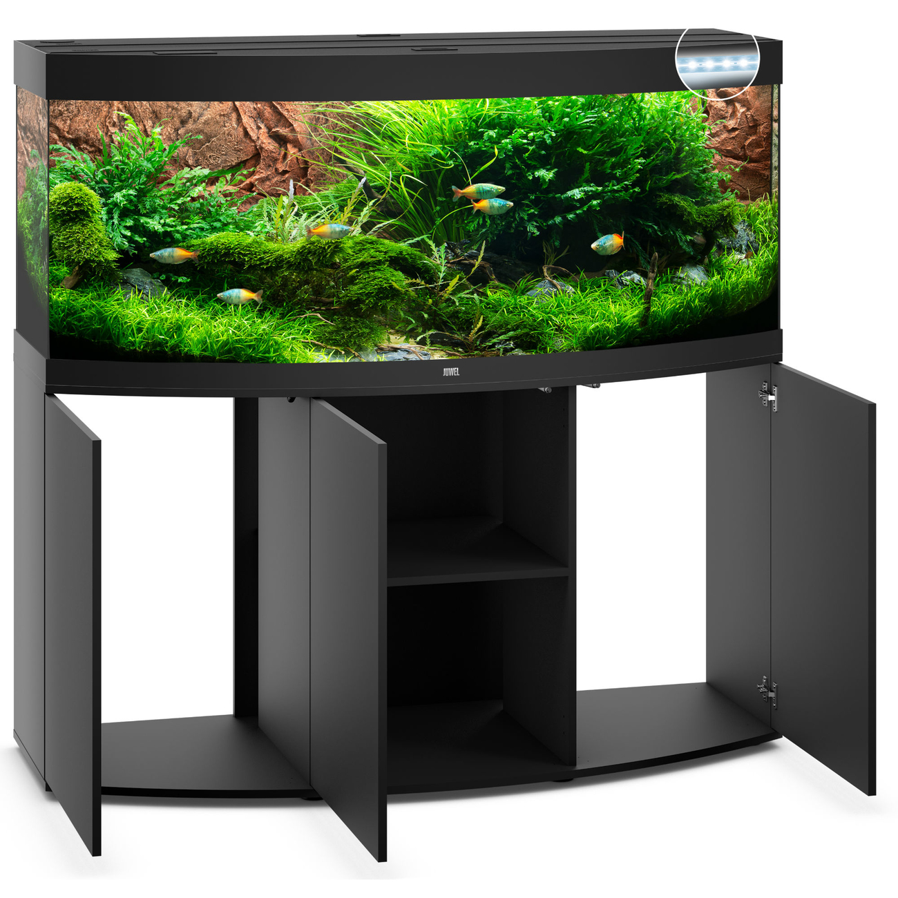 Juwel Vision 450 LED Aquarium mit Unterschrank, Bild 3
