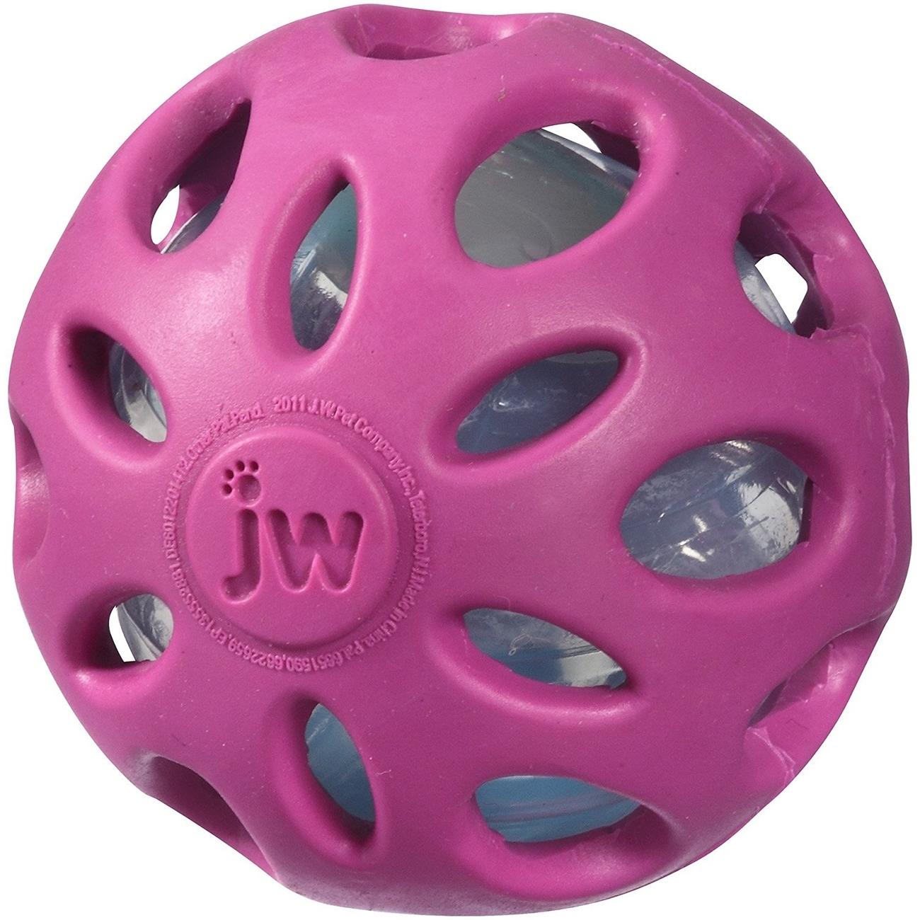 JW Pet Crackle Ball Hundespielzeug, Bild 3