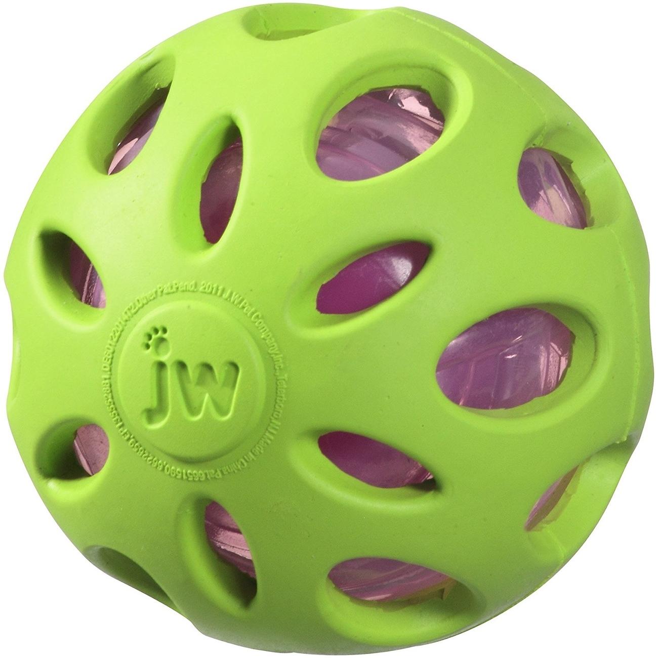 JW Pet Crackle Ball Hundespielzeug, Bild 4