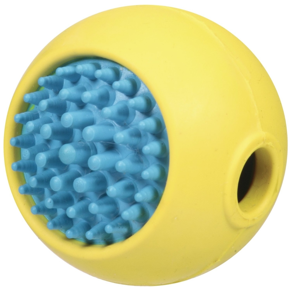 Petmate JW Pet Grass Ball Hundespielzeug, Small, 5,1 cm