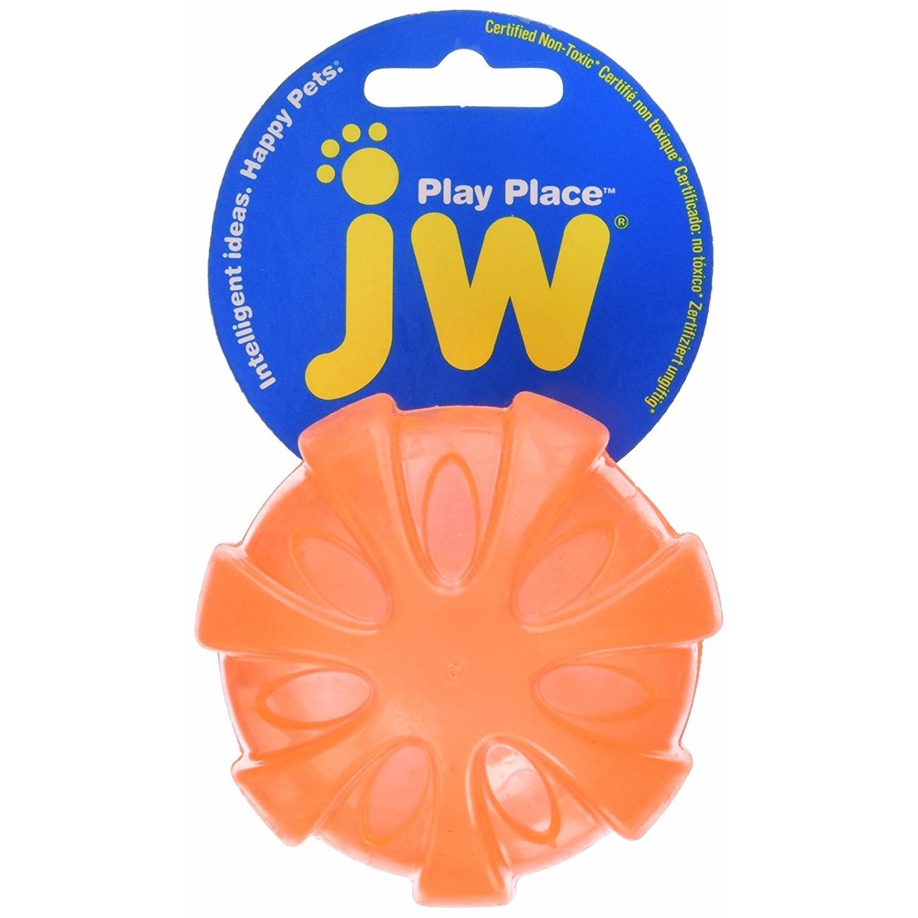 JW Pet Squeacky Ball Quietschball