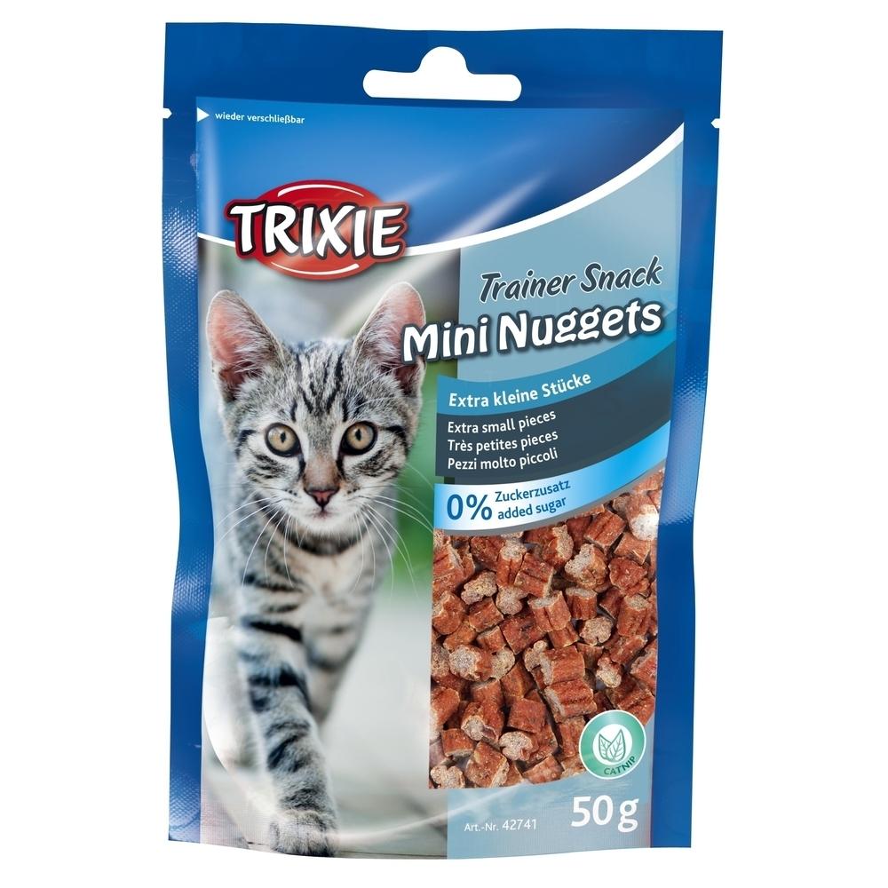 Katzen Trainer Snacks Mini Nuggets
