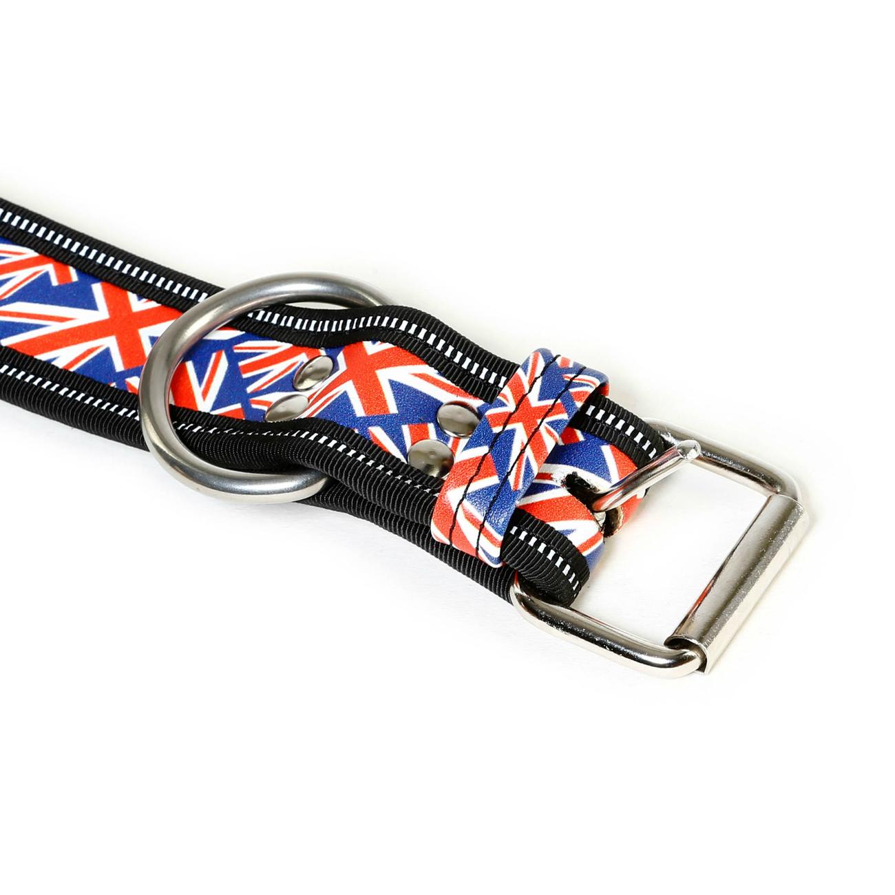 Julius K9 K9® Flaggenhalsband britisch, Bild 10