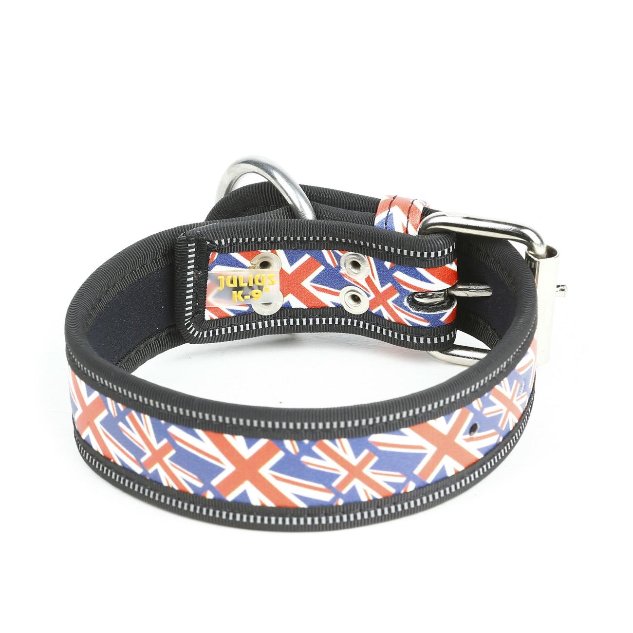 Julius K9 K9® Flaggenhalsband britisch, Bild 13