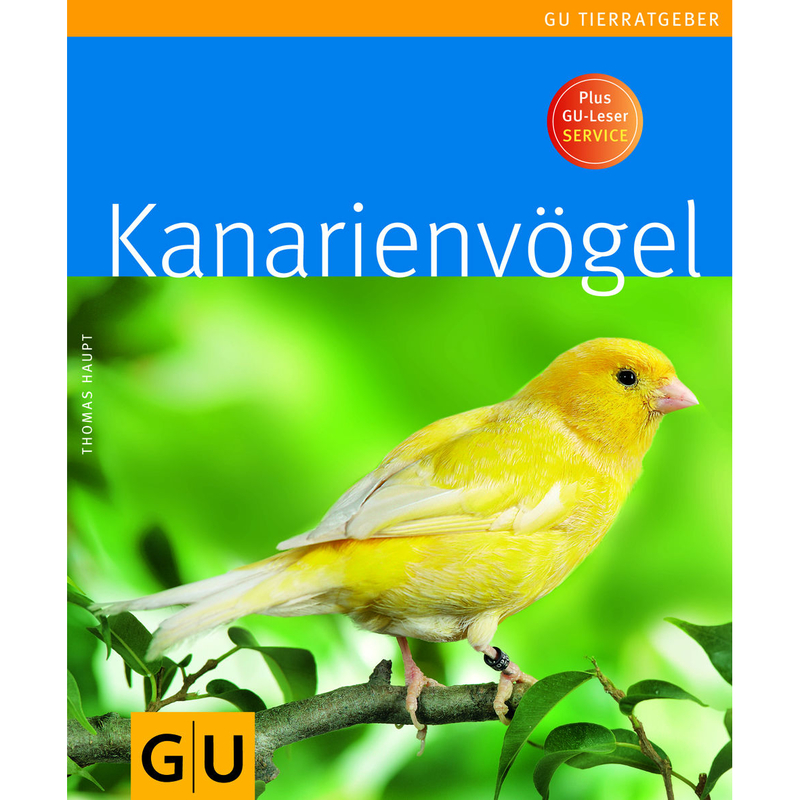 GU Verlag Kanarienvögel GU Tierratgeber