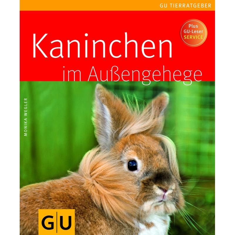 GU Verlag Kaninchen im Außengehege