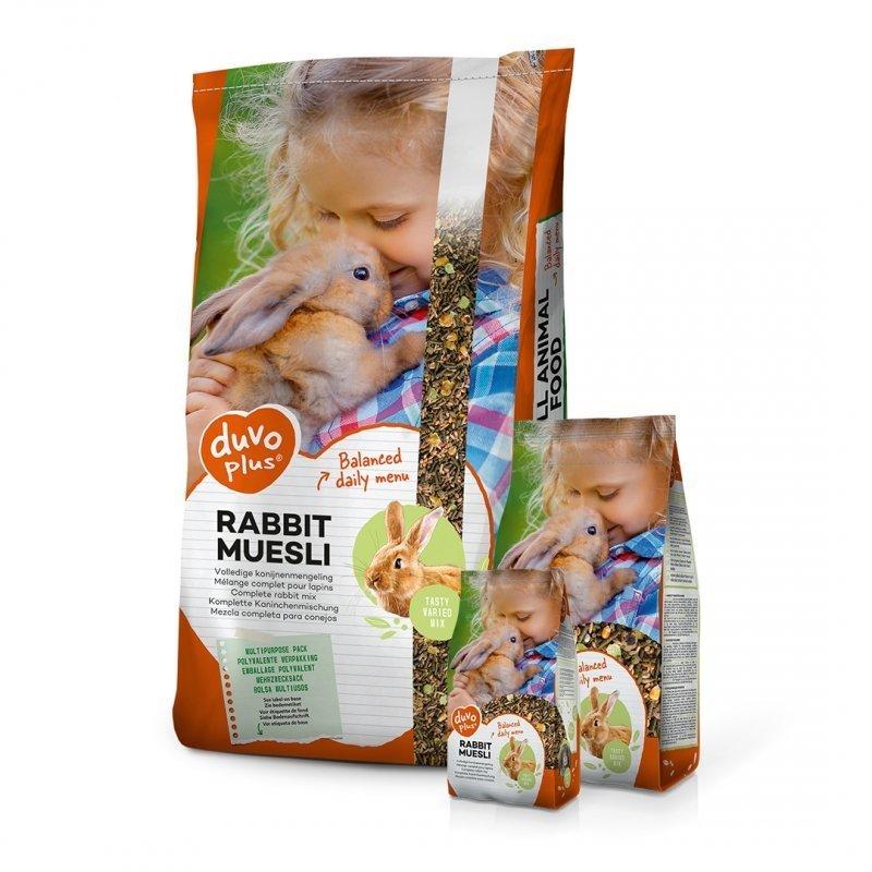 DUVO+ Kaninchen Müsli, 1kg
