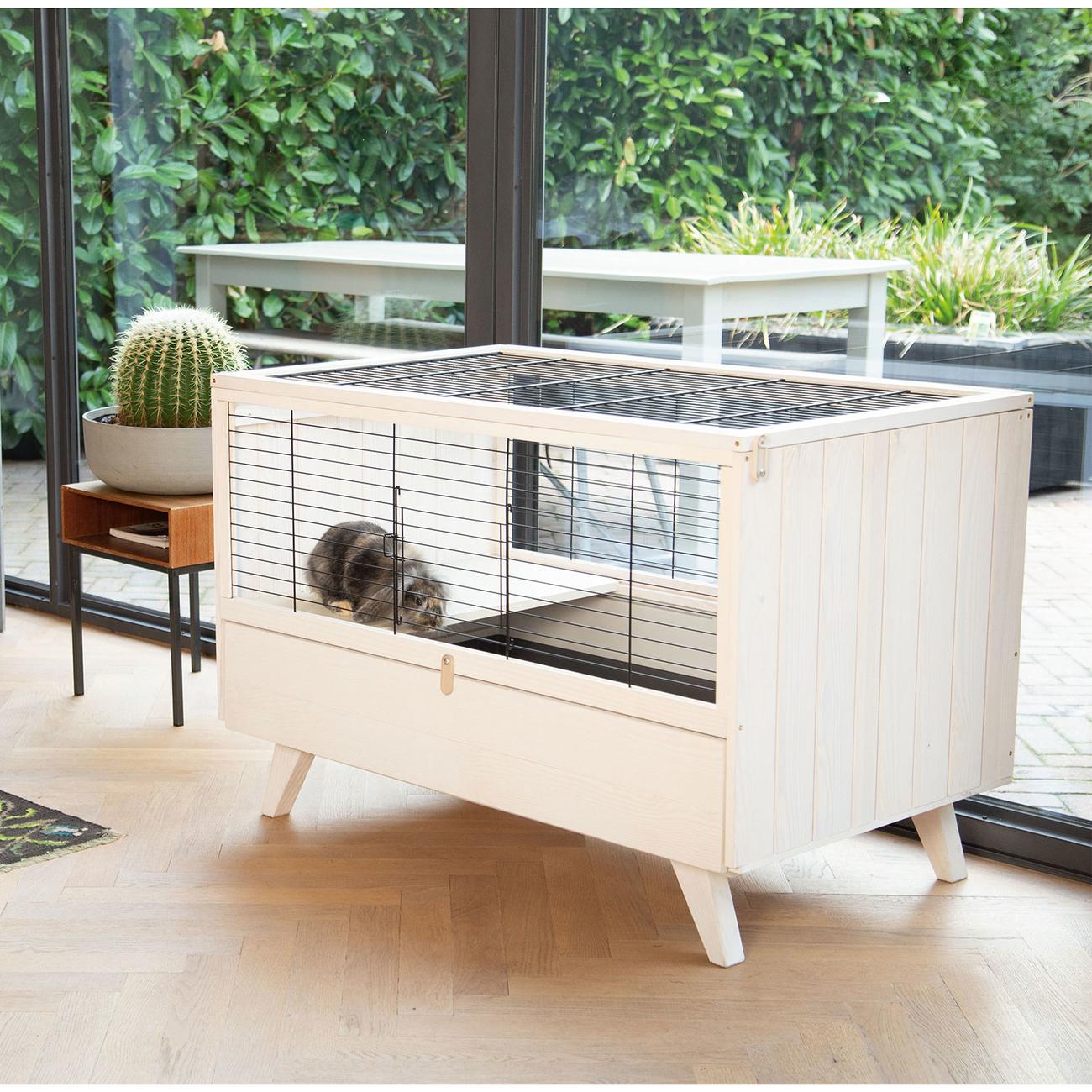Beeztees Kaninchenkäfig für Drinnen, Bild 6