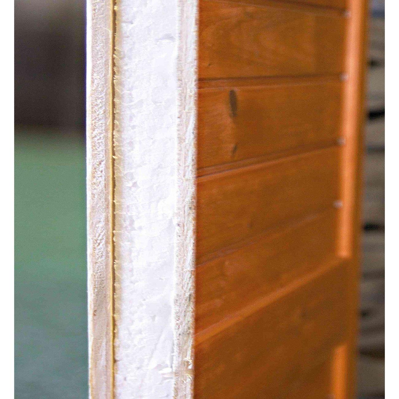 TRIXIE Kaninchenstall winterfest mit Wärmedämmung isoliert 62404, Bild 4