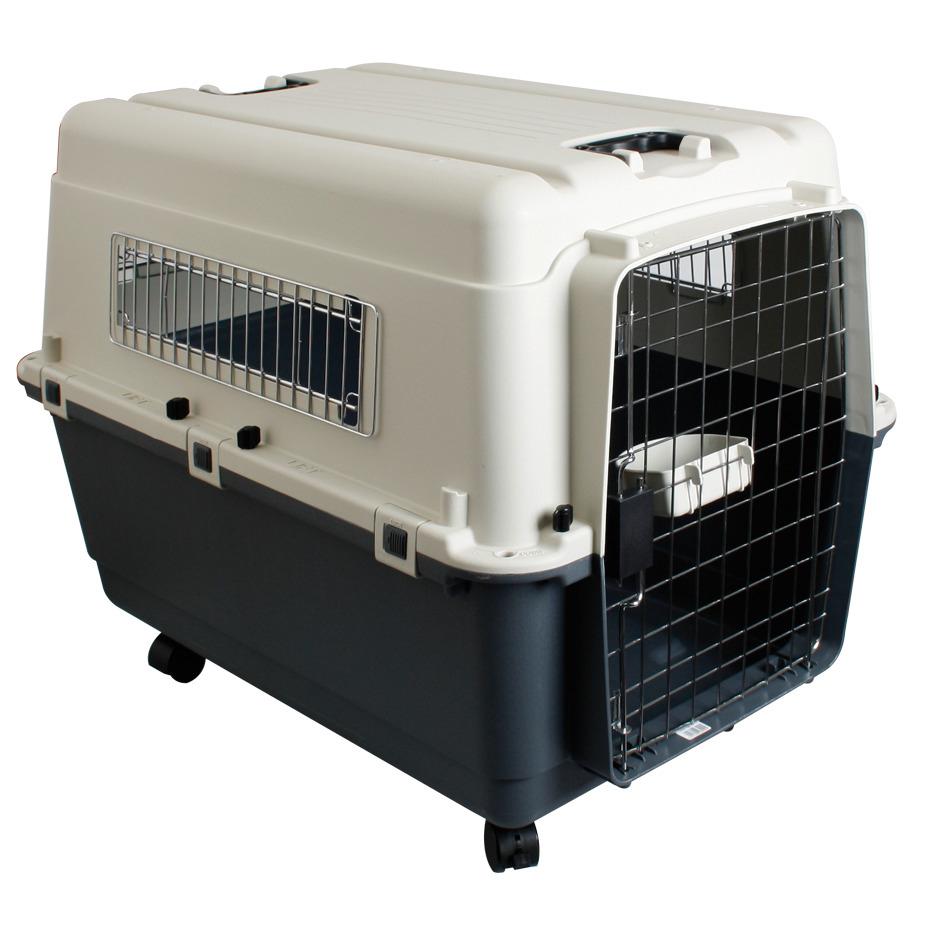 Karlie Flugzeugbox Nomad Hund, XL, 90 cm x 60 cm x 68 cm