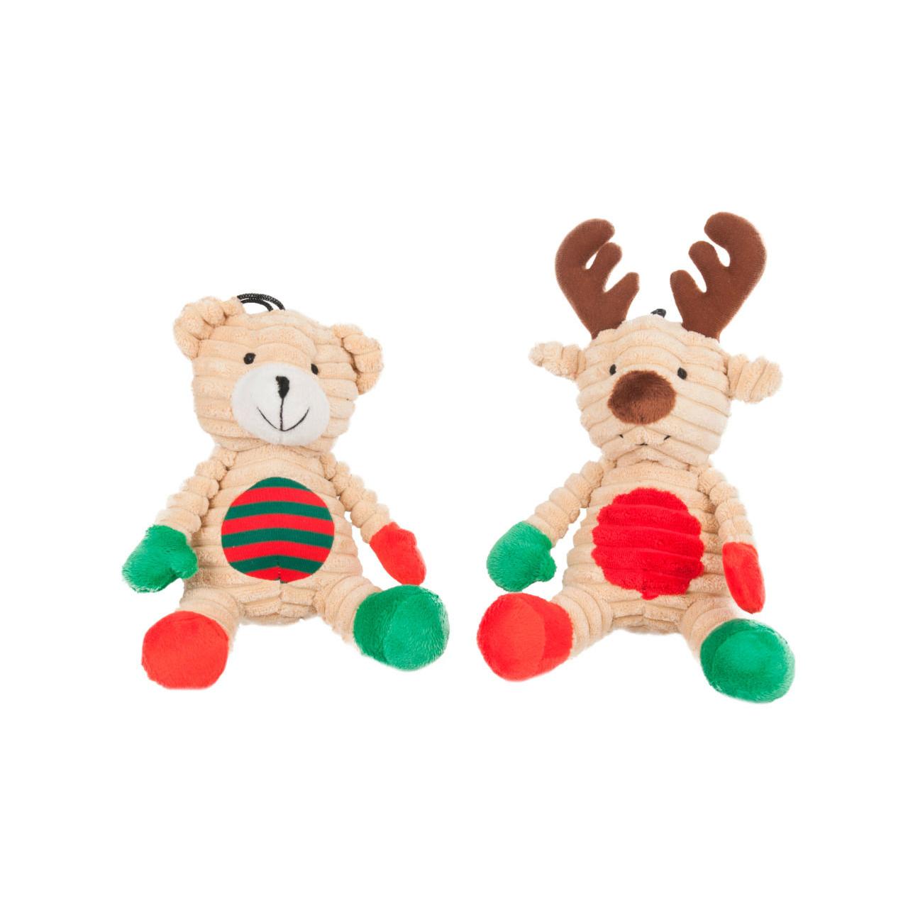 Karlie Hunde Weihnachtsspielzeug Plüsch, Bild 4