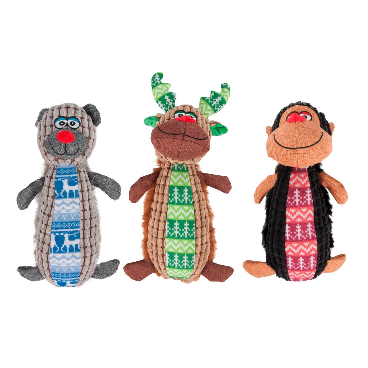 Karlie Hunde Weihnachtsspielzeug Plüsch, Bild 2