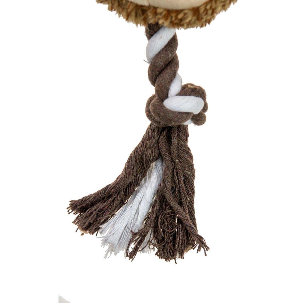Karlie Plüschspielzeug mit Seil, Bild 3