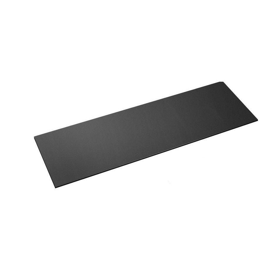 Karlie Unterlage für Aquarien, S - 80 x 35 x 0,6 cm - schwarz