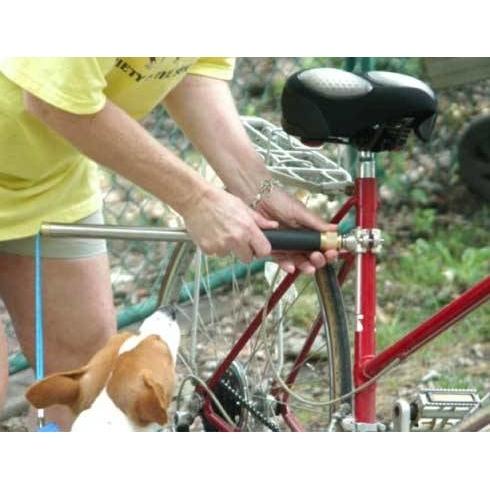 Walky Dog Karlie Fahrradhalter Fahrradleine für Hunde, Bild 7