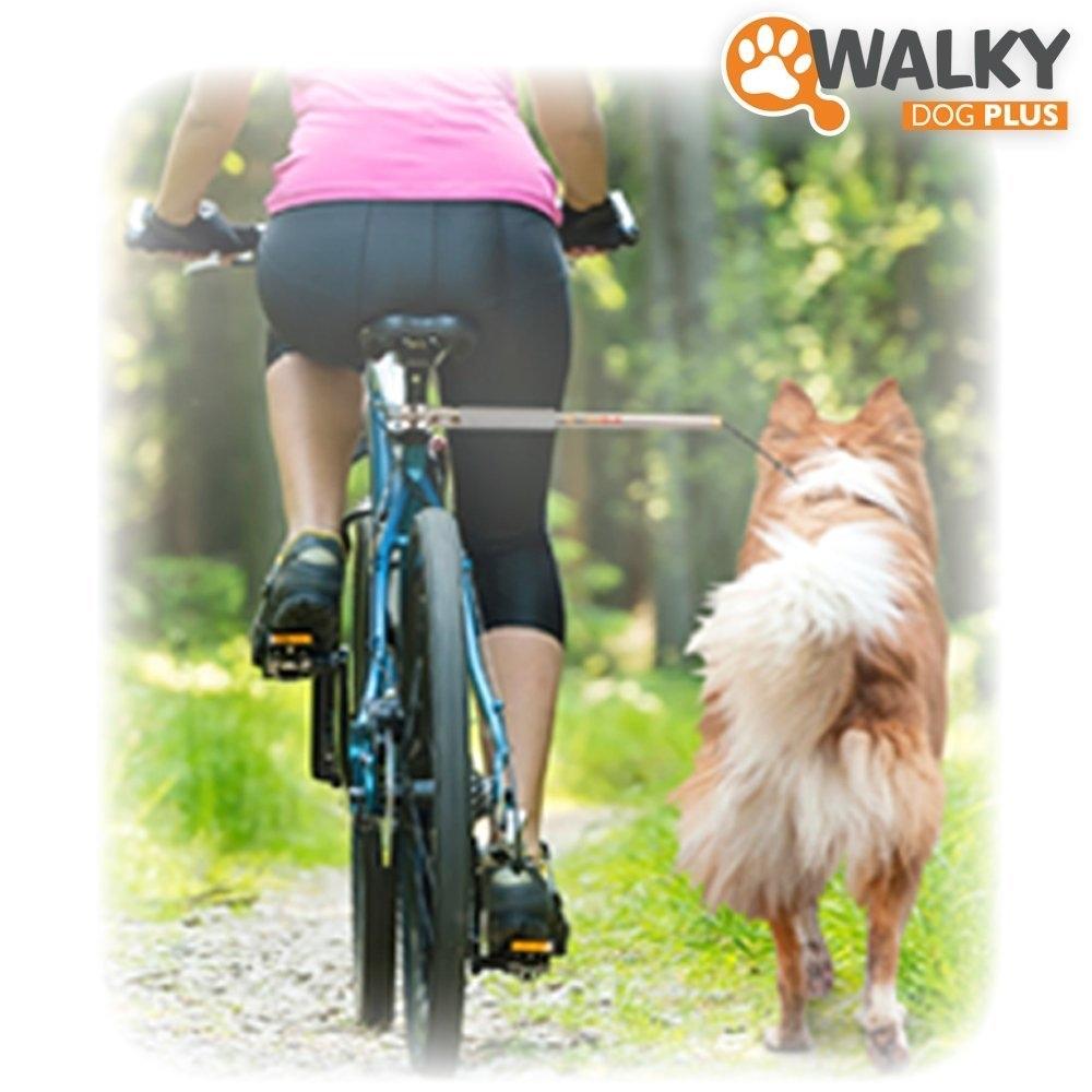 Walky Dog Karlie Fahrradhalter Fahrradleine für Hunde, Bild 8