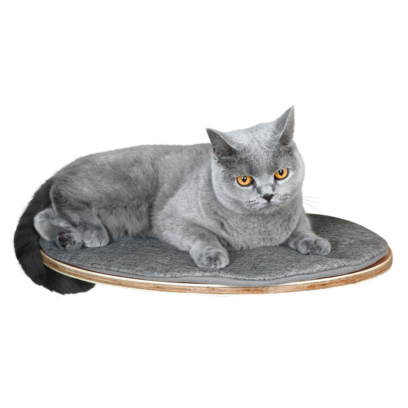 Kerbl Katzen Wandliegebrett Tofana oval, Bild 2