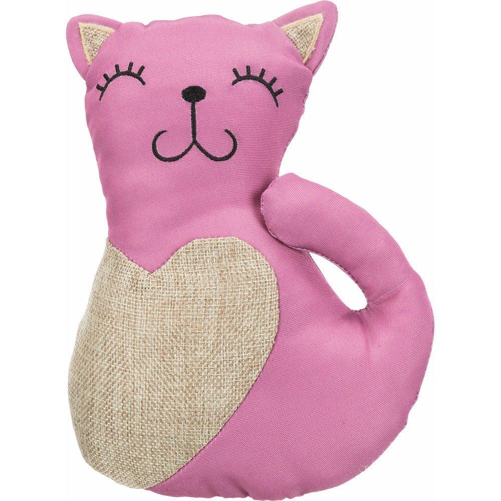 Trixie Katze XXL mit Katzenminze, 22 cm, diverse