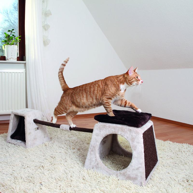 TRIXIE Katzen Agility Balancier-Set