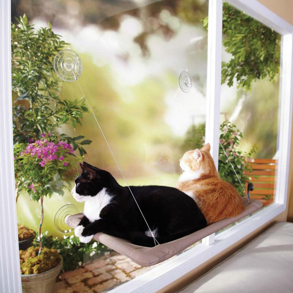 Oster Katzen Fensterhängematte Sunny Seat