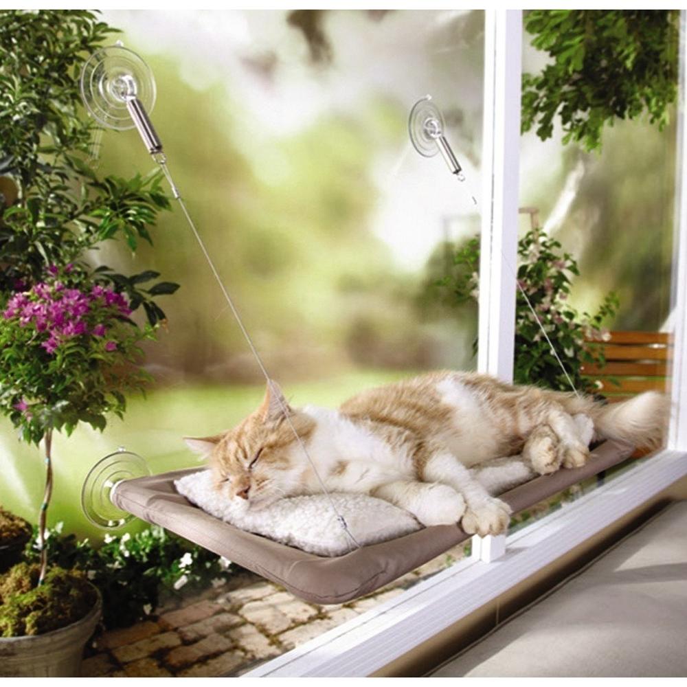 Oster Katzen Fensterhängematte Sunny Seat, Bild 6