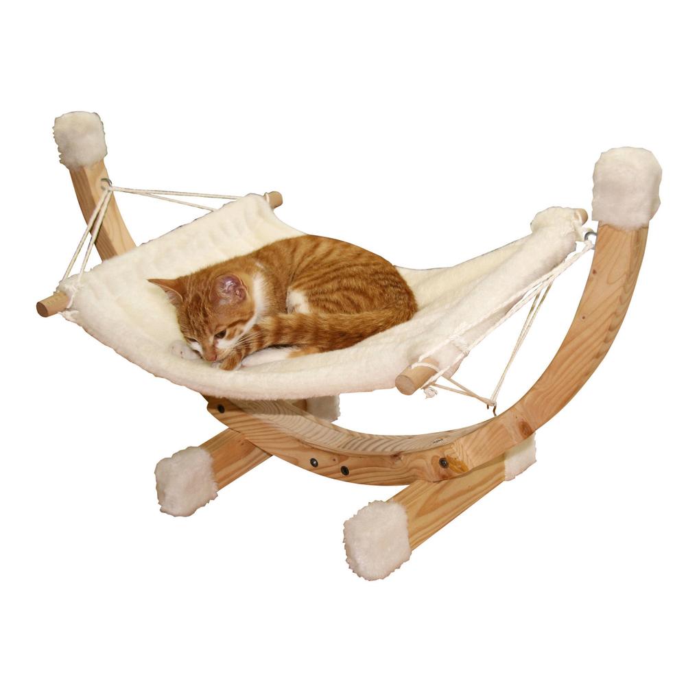 Kerbl Katzen Hängematte Siesta, 42x36x38cm
