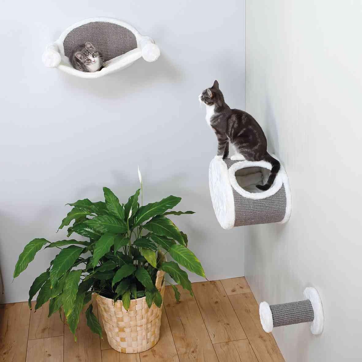 TRIXIE Katzen Hängematte zur Wandmontage 49920, Bild 3