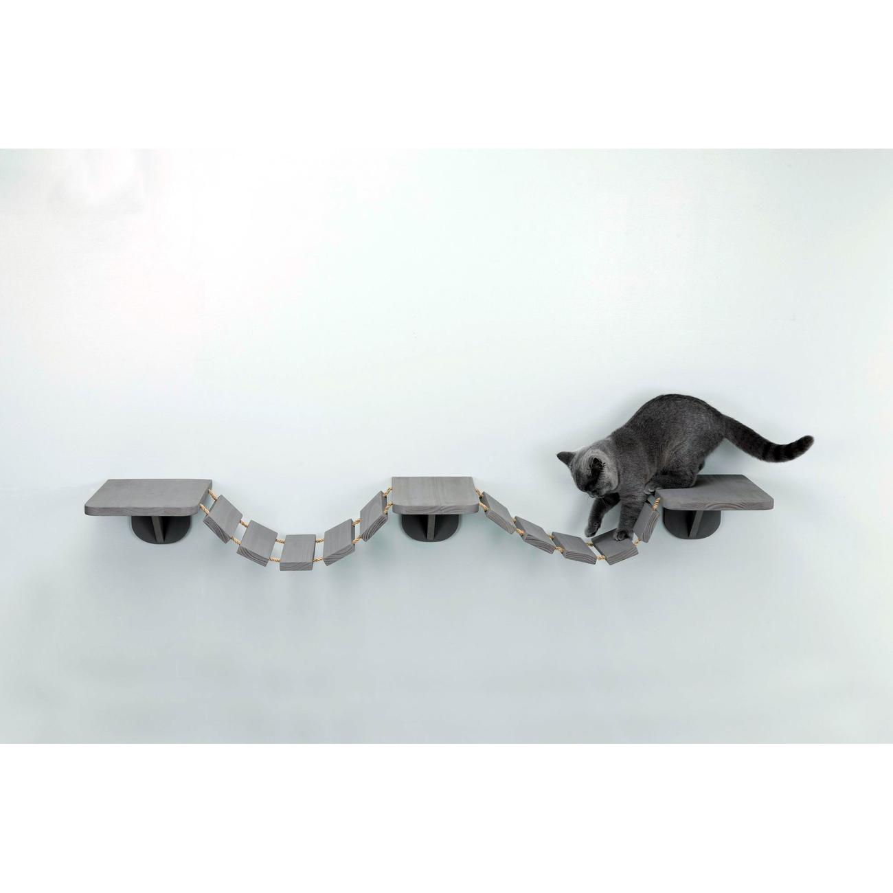 Trixie Katzen Kletterleiter zur Wandmontage 49930, Bild 5