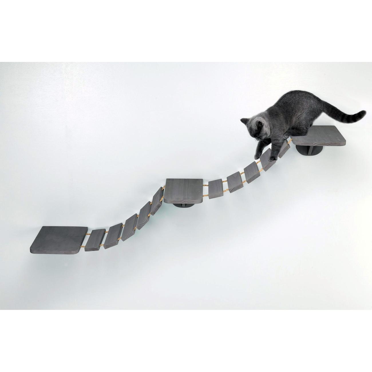 Trixie Katzen Kletterleiter zur Wandmontage 49930, Bild 7