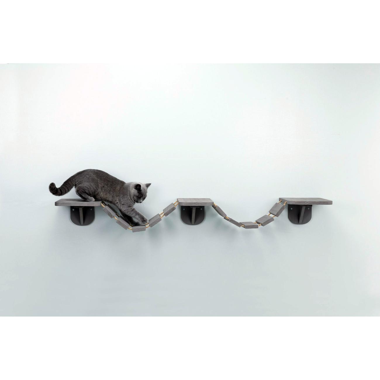 Trixie Katzen Kletterleiter zur Wandmontage 49930, Bild 8