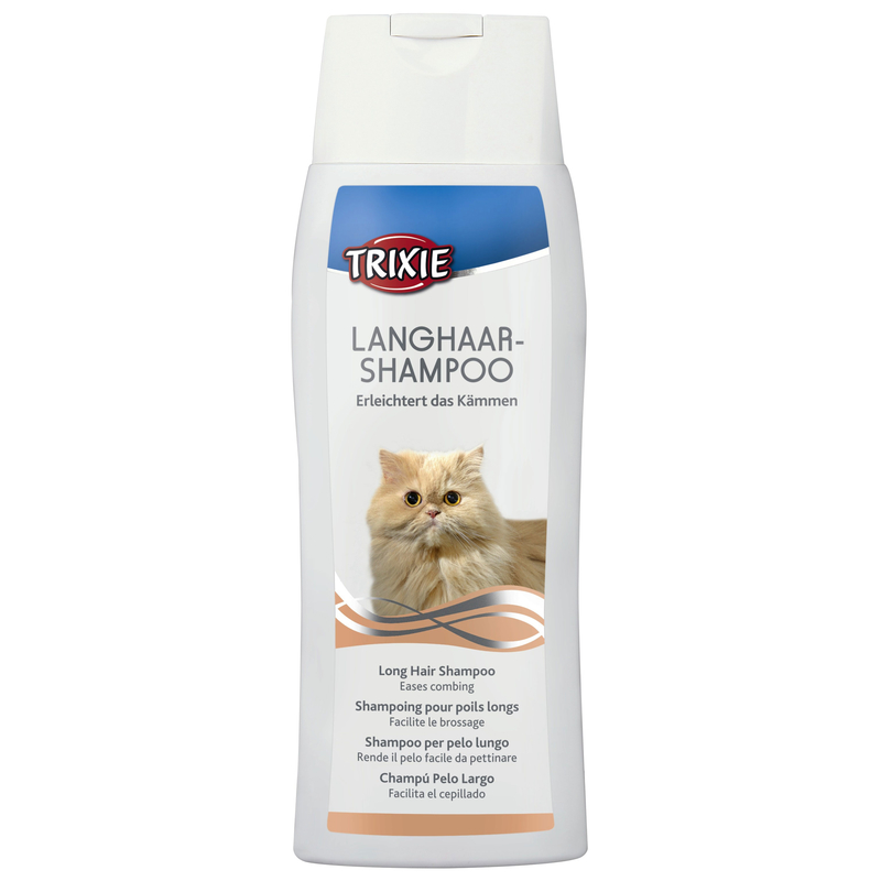 Trixie Katzen-Langhaar-Shampoo, 250 ml