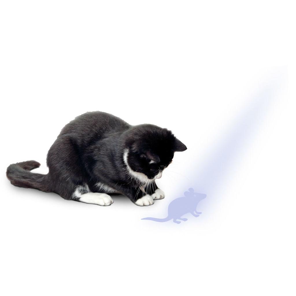 Karlie Katzen LED Pointer mit Maus Motiv, Bild 3