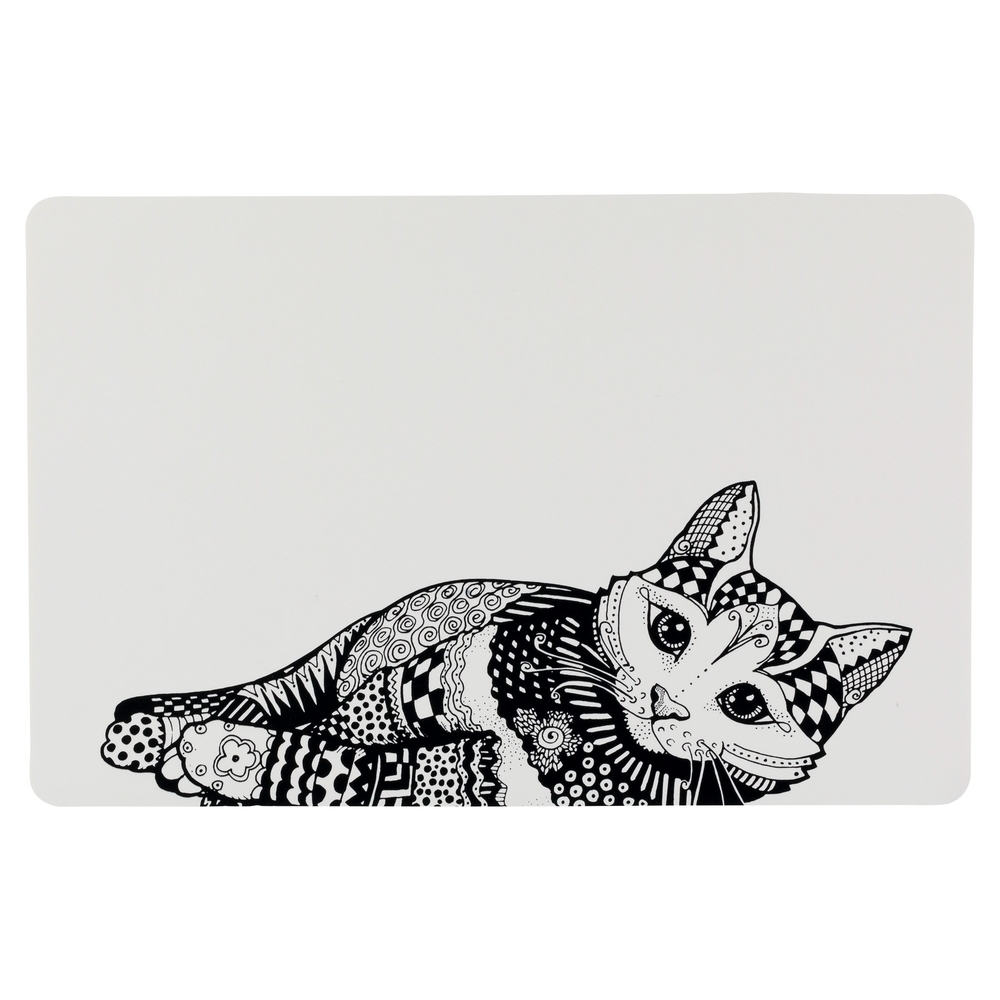 TRIXIE Napfunterlage Katze 24788