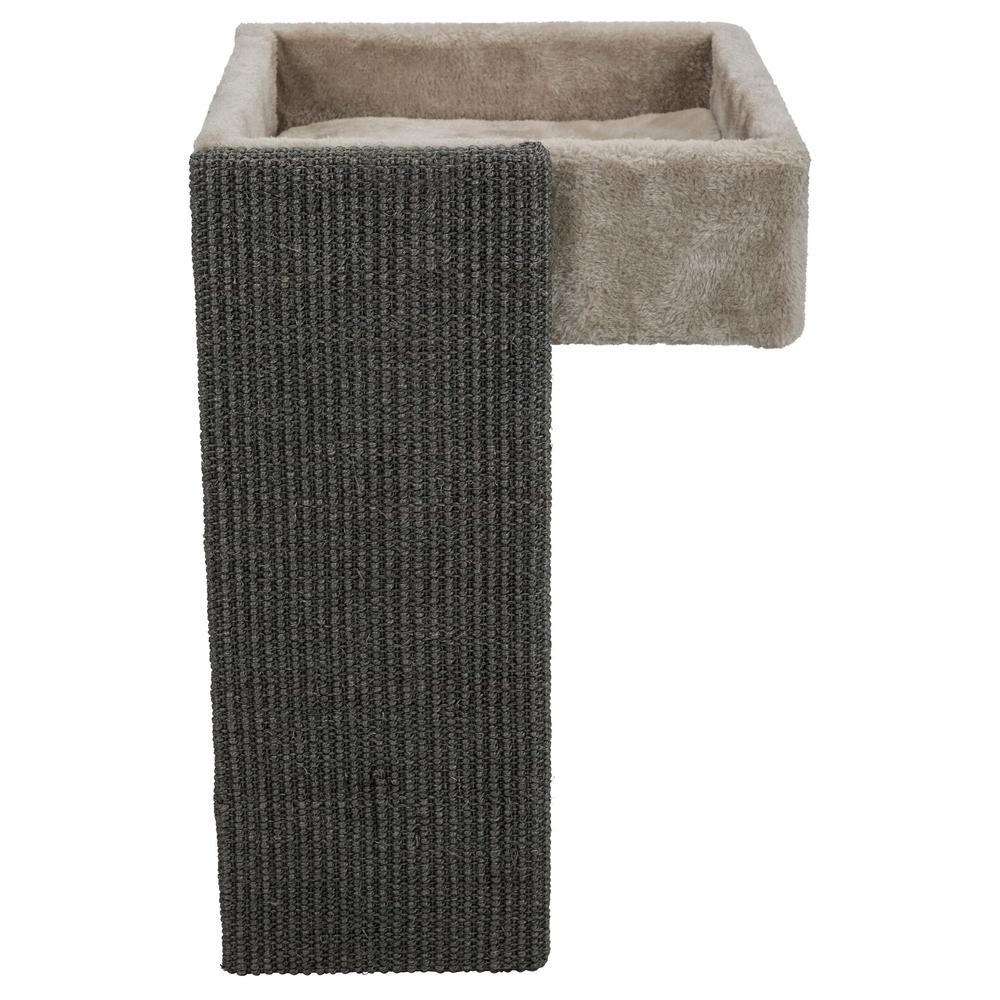 Trixie Katzenbett mit Kratzbrett für Regale 44085
