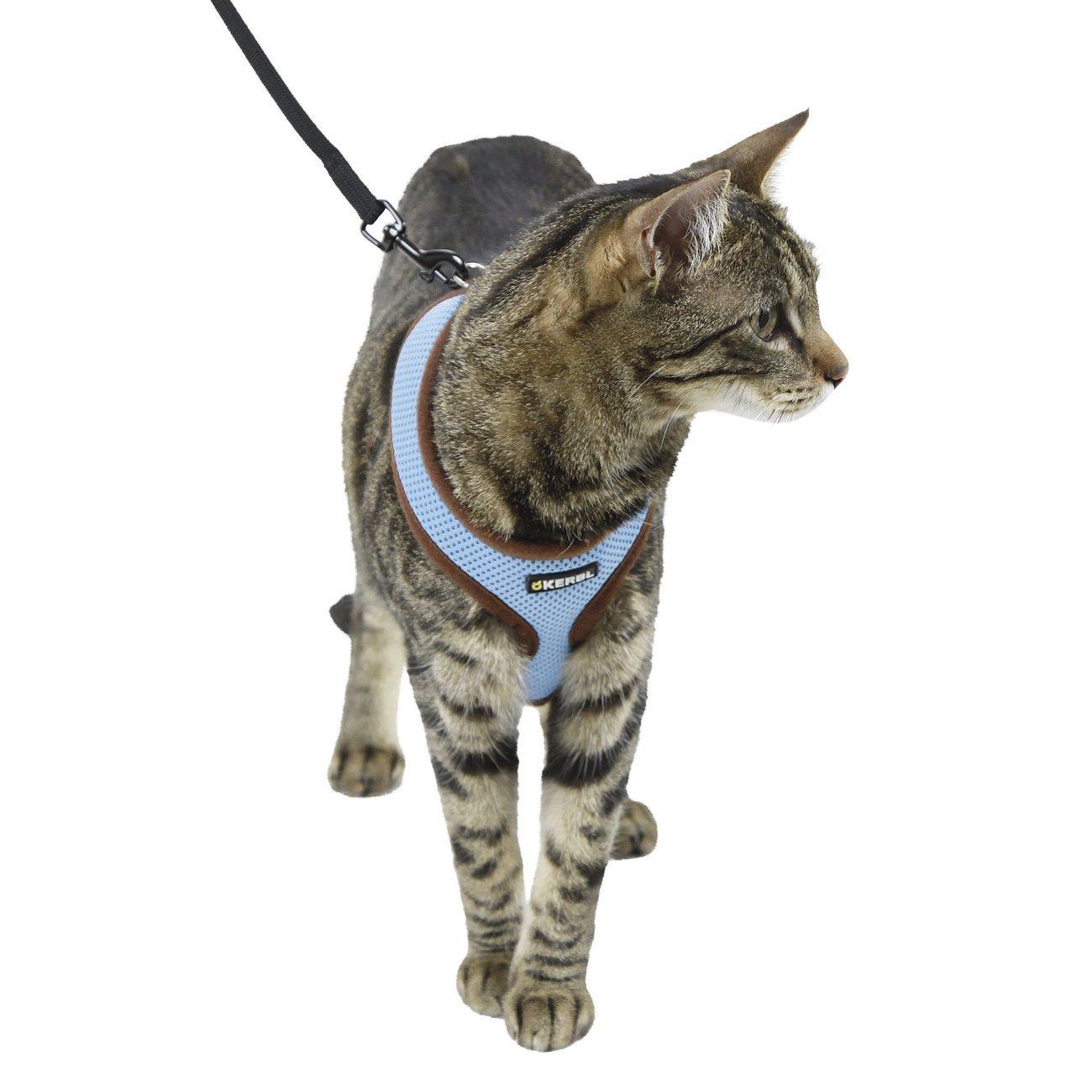 Kerbl Katzengeschirr Active mit Leine, Bild 4