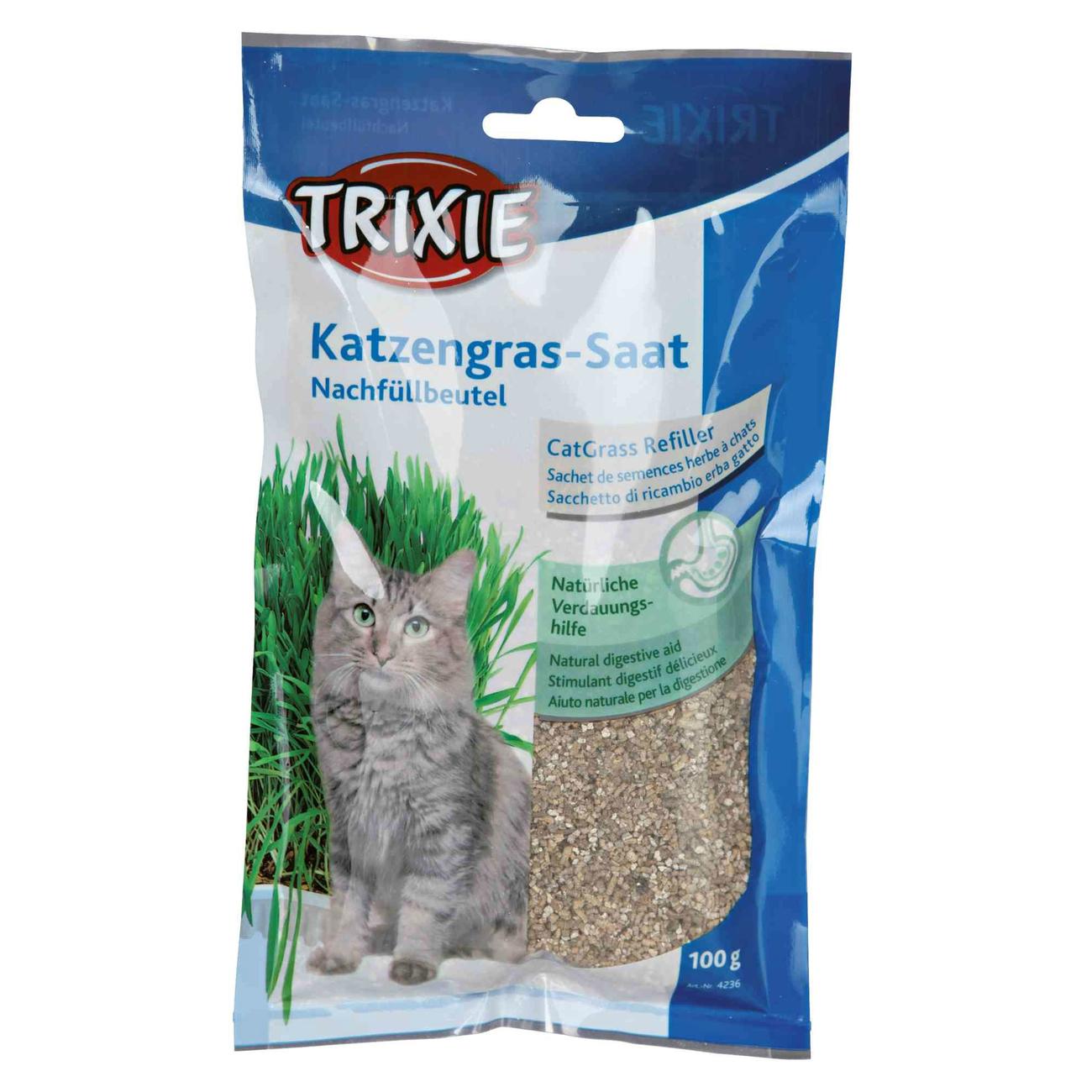 TRIXIE Katzengras 4236, Bild 4