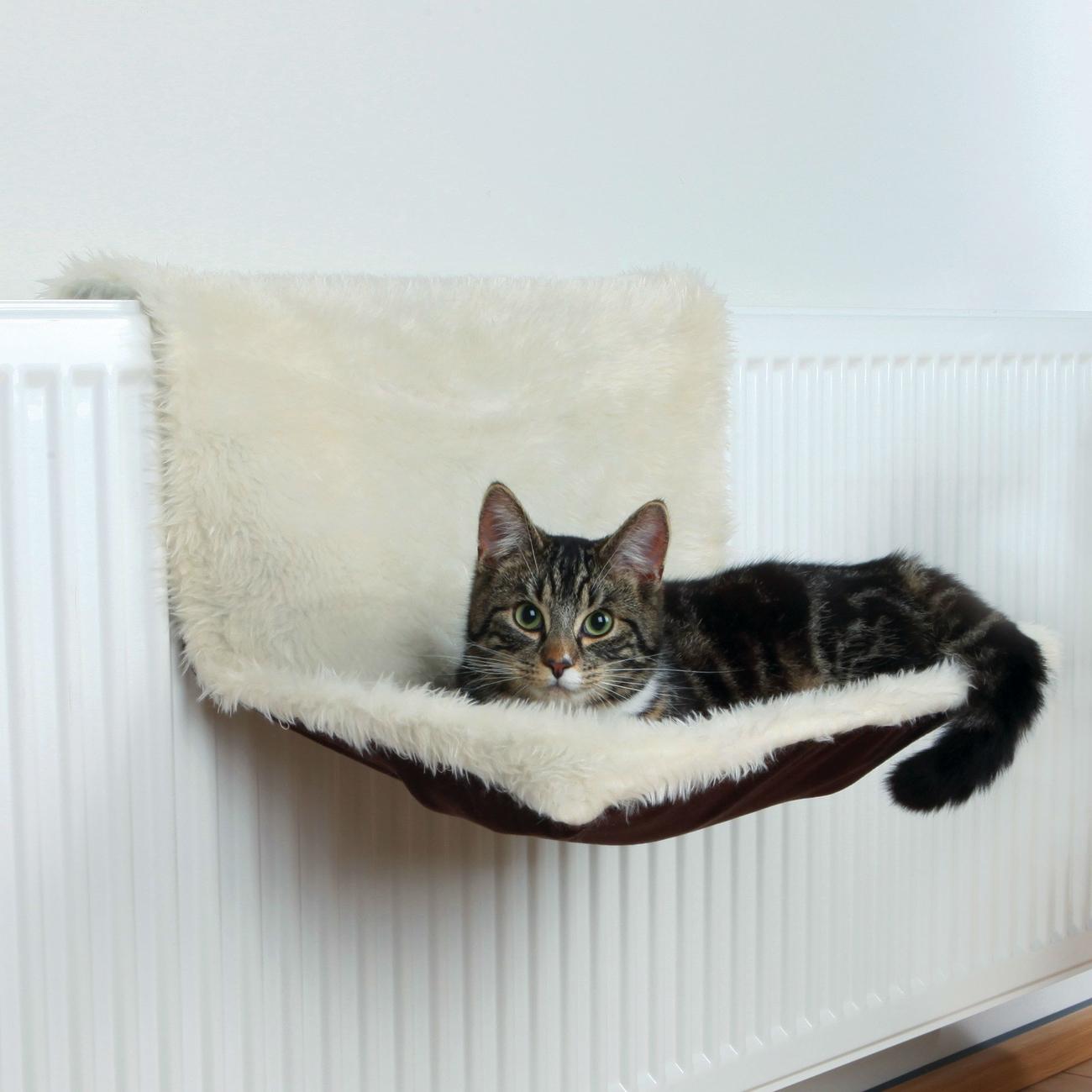 TRIXIE Katzenliege für Heizkörper 43141