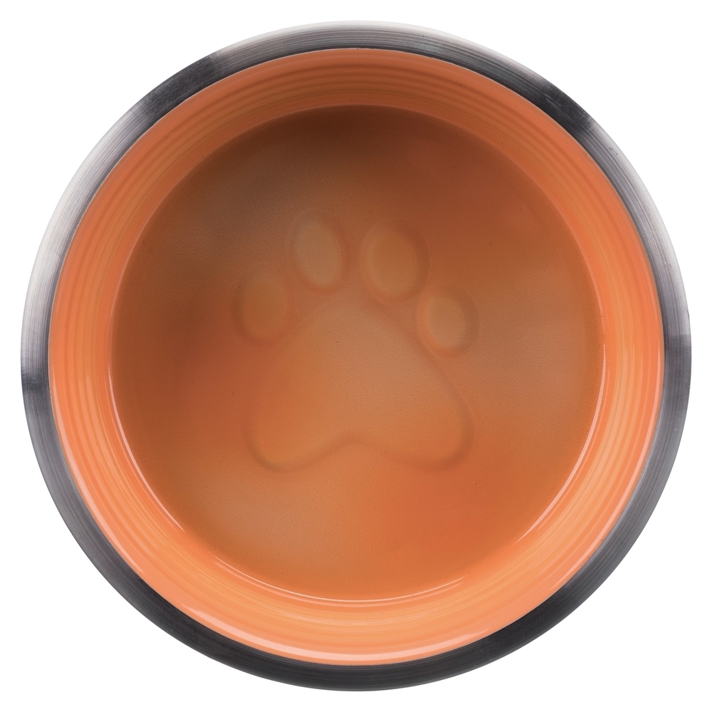 Trixie Katzennapf aus Edelstahl mit Glasur 25075, Bild 3
