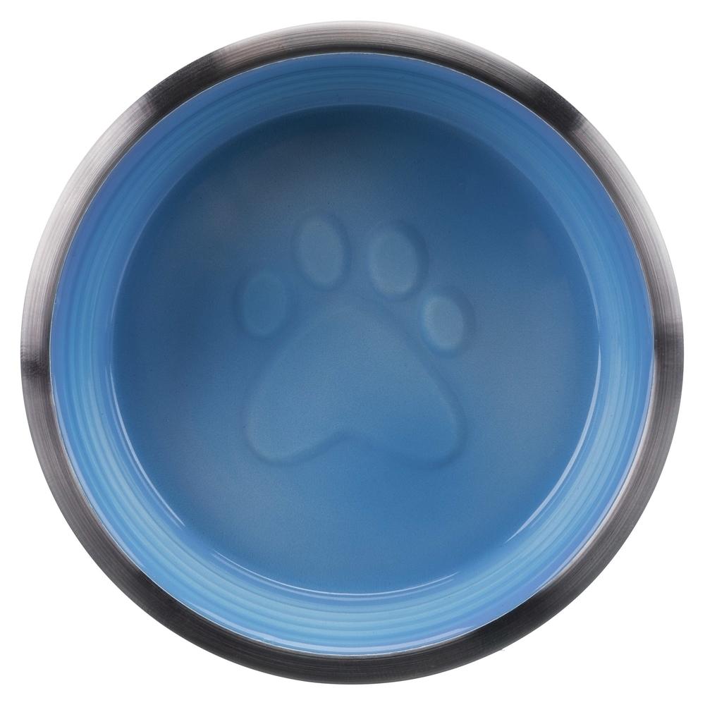 Trixie Katzennapf aus Edelstahl mit Glasur 25075, Bild 7