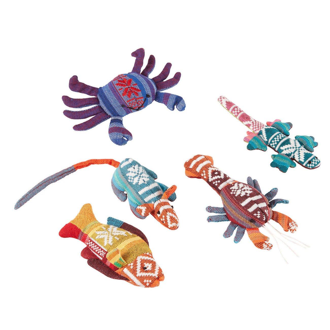 Wolters Katzenspass Spielzeug mit Baldrian