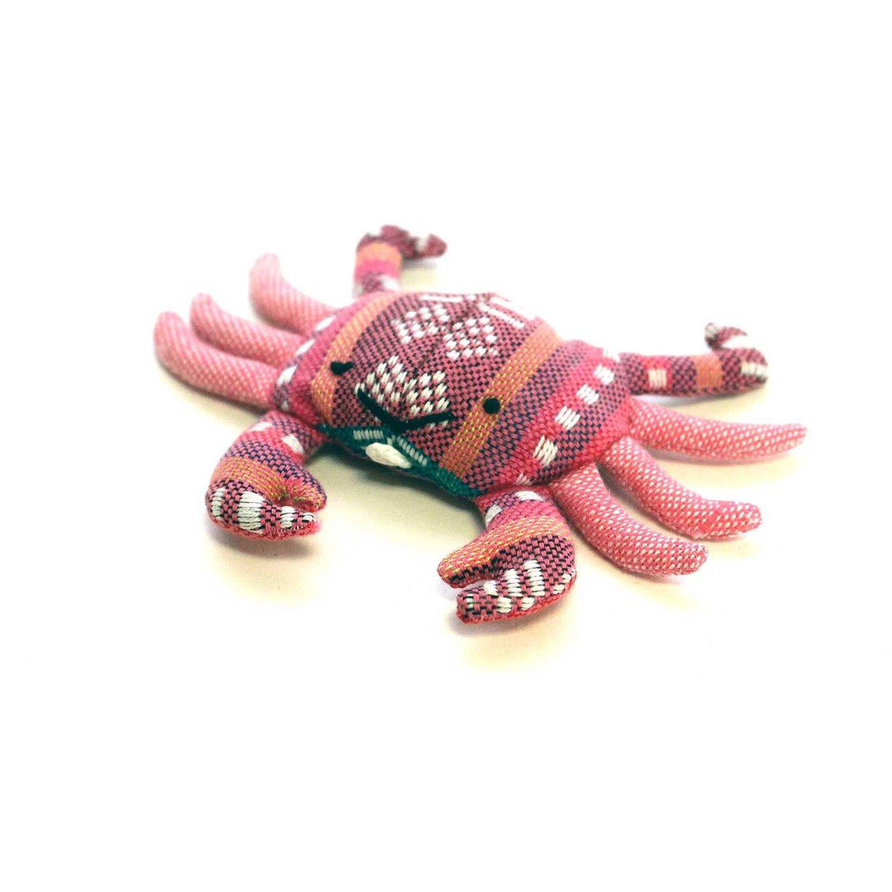 Wolters Katzenspass Spielzeug mit Baldrian, Krabbe