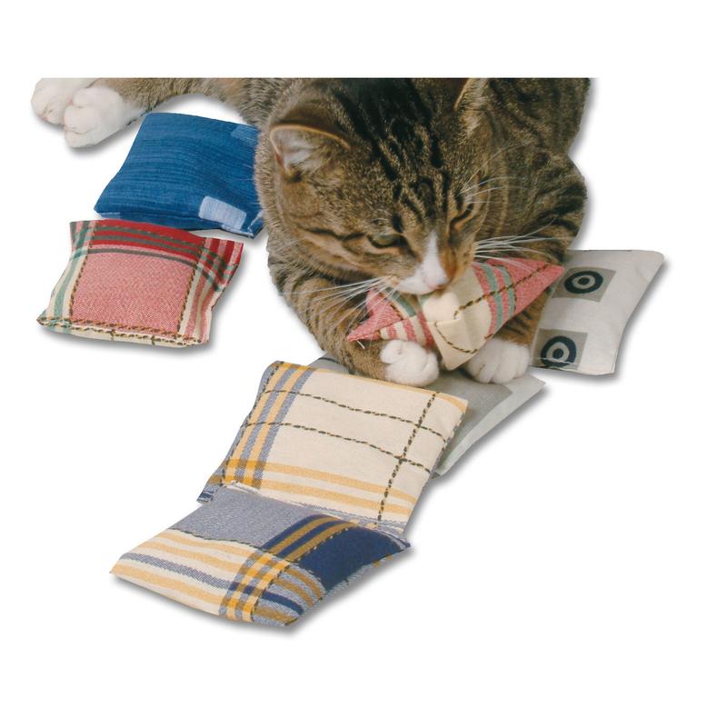 Aumüller Katzenspielkissen mit Katzenminze Cat Kiss, Bild 3
