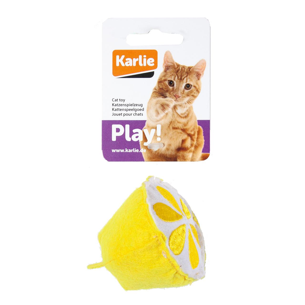 Karlie Katzenspielzeug aus Textil, Bild 2