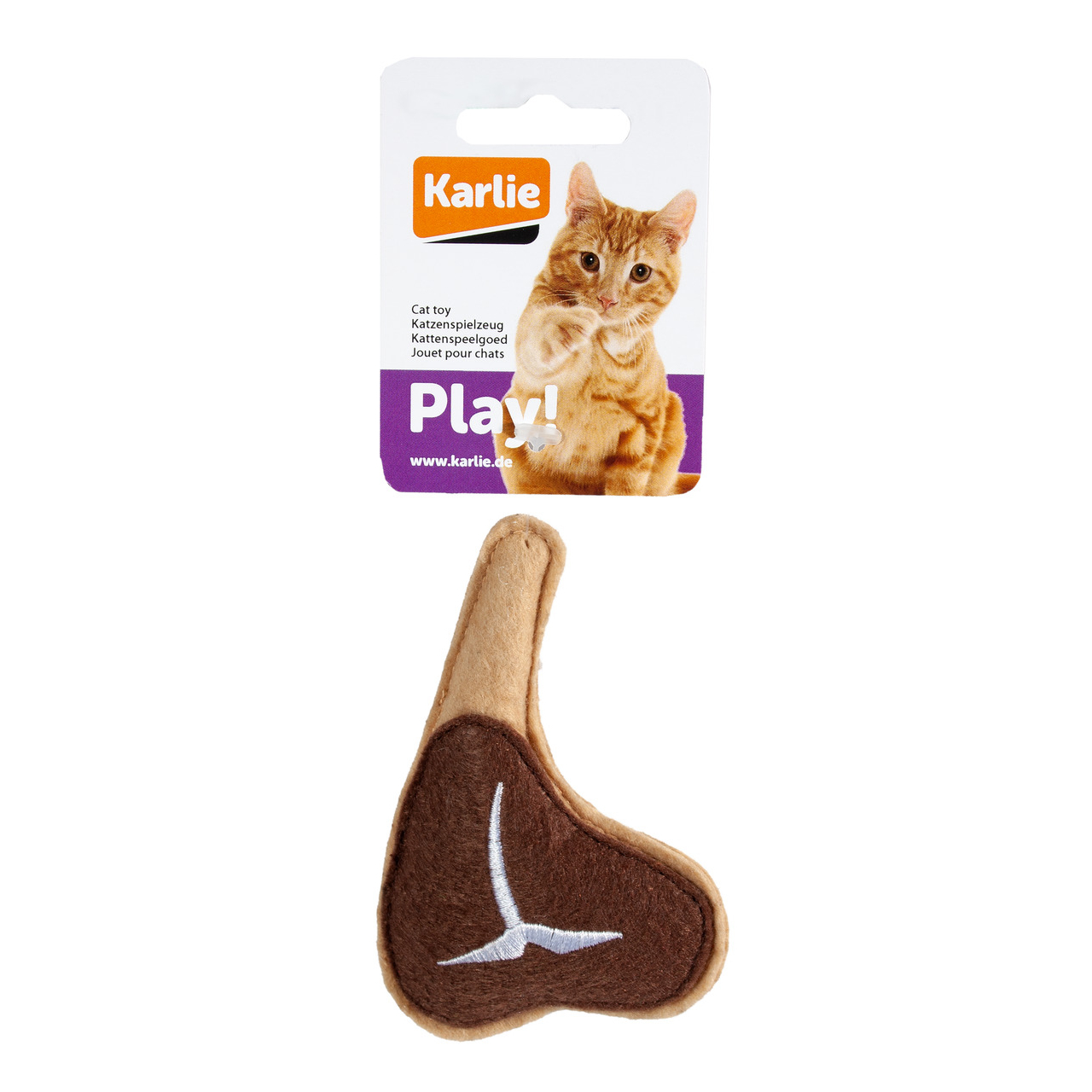 Karlie Katzenspielzeug aus Textil, Bild 13