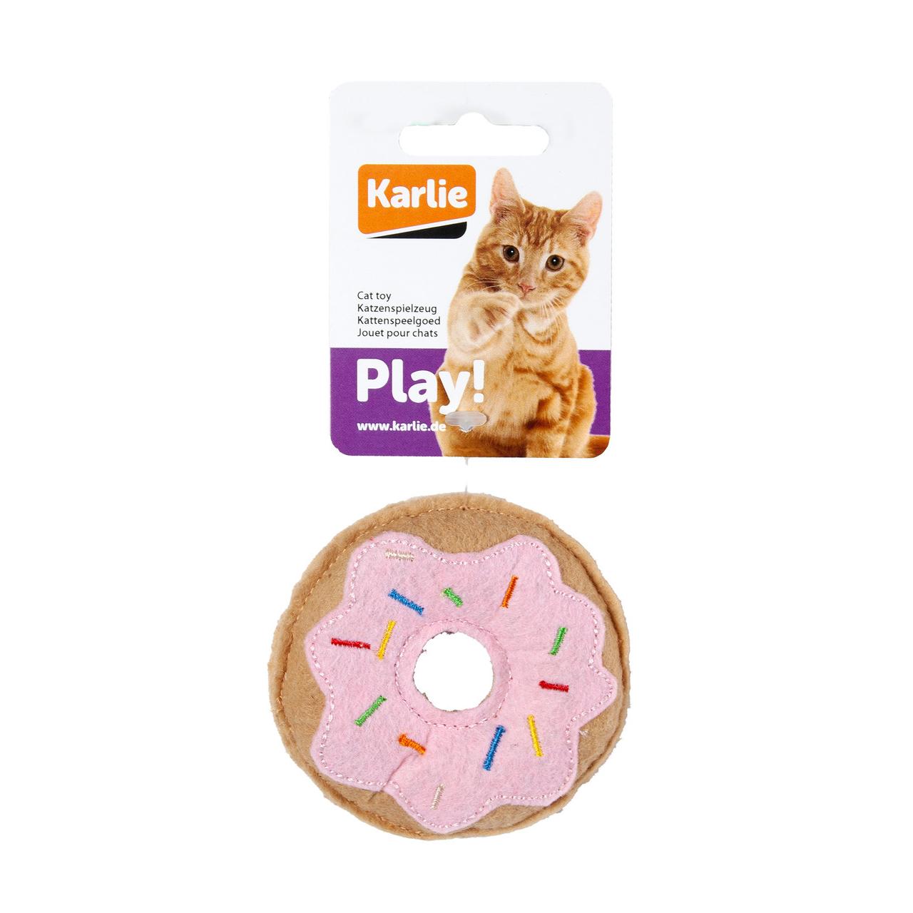 Karlie Katzenspielzeug aus Textil, Bild 9
