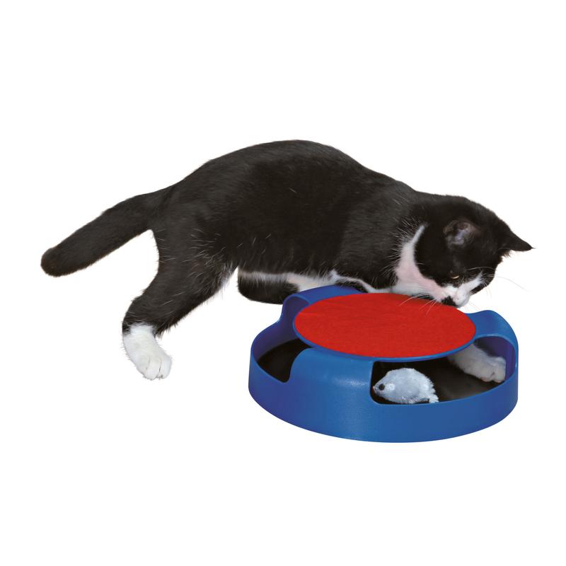Trixie Katzenspielzeug Catch The Mouse 41411, Bild 2