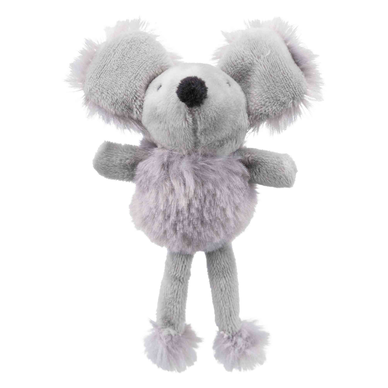 Trixie Katzenspielzeug Maus Plüsch 45527