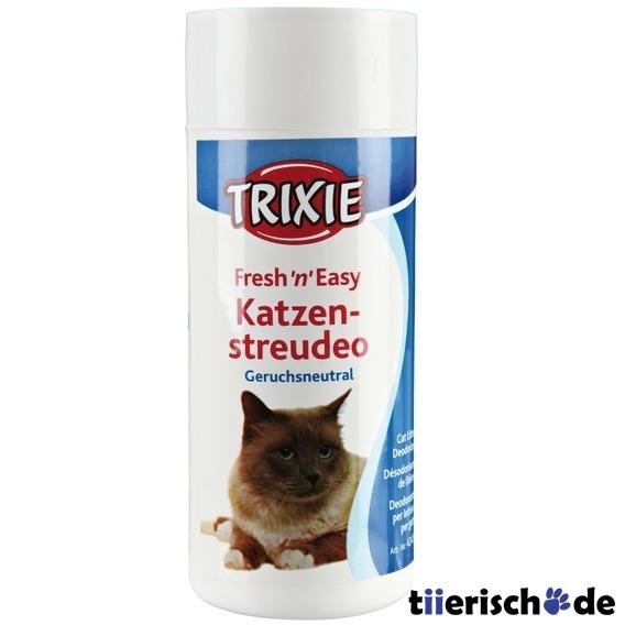 Trixie Katzenstreu Deo, geruchsneutral ca. 200 g